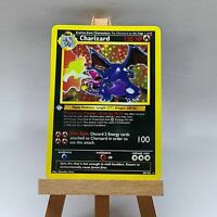 Charizard / Glurak Custom Pokemon Card in Holo