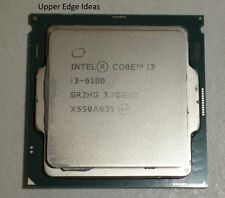 Intel Dual Core i3-6100 3.70 GHz Dual Core LGA 1151 CPU Processor SR2HG
