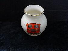 Goss Cina modello della tewkesbury SAXON Urn con WINCHESTER CREST