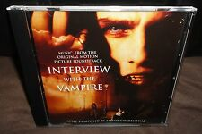 Interview With The Vampire Motion Picture Soundtrack (CD, 1995)