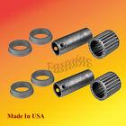 """2 Velke Sulky Bearing Kits Fits Velke # VKXGBRGKIT 2 Wheel  ID: 3/4"""" OD: 1-3/8"""""""