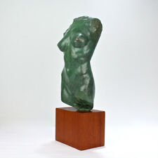 Cassiopeia, a Nude Female Torso Bronze Sculpture by Julia Levitina, 2009 - BR