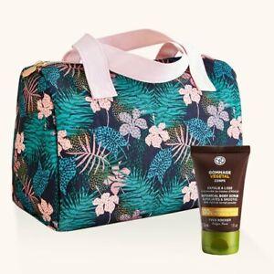Yves Rocher Vanity maquillage + mini gommage végétal à l'abricot 30ml  ZAZA2CATS