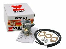 New Weber Kit Carburetor BMW 2002 E10 3 Series 34 ICH 71 70 69 68 1971 1970