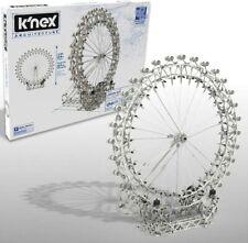 K'Nex 15237;Architecture London Eye Motorised Construction Toy - New In Box