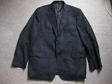 Men Lanificio F.LLI Cerruti Black suit jacket. size 42R