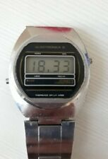 Wristwatch USSR Electronika 5 vintage Russian watch