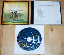 Wellwater Conspiracy s/t Daybed CD advanced CDR lot Soundgarden Monster Magnet