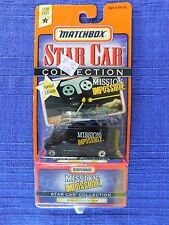 Matchbox Star Car MISSION IMPOSSIBLE special edition SURVEILLANCE VAN  (1997)