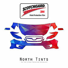 PreCut 3M Scotchgard Paint Clear Bra Kit for Subaru XV Crosstrek 2013-2015