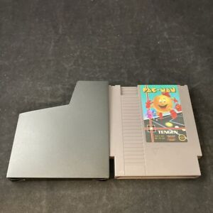 Pac-Man (Licensed), Game w/ Protective Sleeve, Nintendo NES