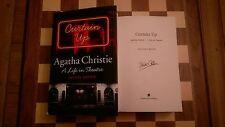 SIPARIO Agatha Christie una vita in teatro Signe Julius VERDE HB 2015 1st/1st