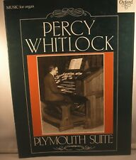 Percy Whitlock Plymouth Suite for organ