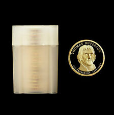 2007 S Thomas Jefferson ~ Gem Proof Roll ~ 20 Proof Coins