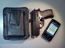 Leather Belt Holster - Seecamp LWS-380 LWS-32 .380 .32