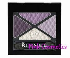 RIMMEL Glam Eyes Quad Smokey EYESHADOW Eye Shadow in 017 Dark Signature