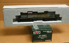 Kato 37-2001 HO Canadian Pacific RS2 #8401
