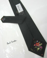 Paul Smith BRITISH RACING GREEN Tie british COLLECTION Classic Made in England