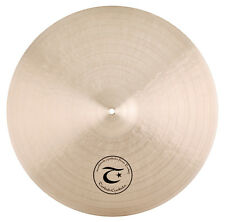 "Turkish Cymbals Jazz Series Vintage Soul 24"" Ride (2868g) Exact Video"