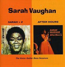 Sarah Vaughan - Sarah Plus 2 / After Hours [New CD]