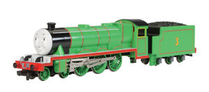 BACHMANN HO HENRY THE GREEN ENGINE WITH MOVING EYES BAC58745