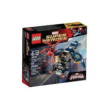 A8 Lego Super Heroes 76036 Carnage's Shield Sky Attack 97pcs
