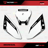 200SX Swingarm Airbox Number Plate Decals Stickers 200 SX 2 4 stroke