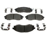 Disc Brake Pad Set-R-Line; Ceramic Front Raybestos MGD830CH