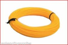 Angling Supplies Weight Forward 9 Orange Floating Fly Cast Fly line