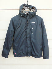Mens Ski Snowboard Jacket Size M By Foursquare Insulated Remove Liner W/ Hood