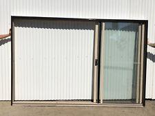 2100h x 3228w NEW Sliding Stacker Door STONE BEIGE  - IN 12-14 days SSF