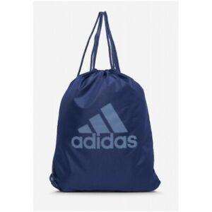 Dark blue Adidas gym bag
