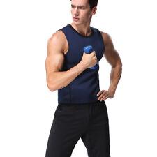 Men Slimming Body Shaper Neoprene Sport Vest Sweating Fat Burning Waist Trainer