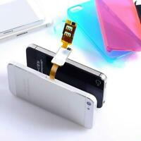 For Samsung Galaxy S5/G900 S5/G900 S III/i9300 Note Adapter Card Dual 4 SIM I6C3