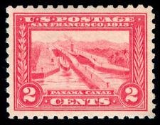 Momen: Us Stamps #402 Mint Og H Superb
