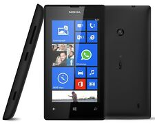 Nokia Lumia 520 8GB Unlocked Smartphone Microsoft Windows Phone 5MP Black