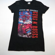 NEW GUNS N' ROSES LAS VEGAS RESIDENCY HARD ROCK CASINO CONCERT STAFF T SHIRT M
