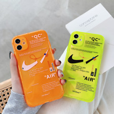 designer nike off-white inspired iPhone Case For X,Xs,Xr,XsMax,11,11pro,11proMax