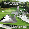 #1 LEFT HAND ALIGNMENT PGA CHIPPER HYBRID PUTTER MENS WIZARD CHIPPING WEDGE CLUB