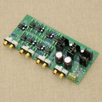 Linkwitz-Riley Crossover 3-Way Electronic PCB Board Replacement Craft Tool 1 Pc