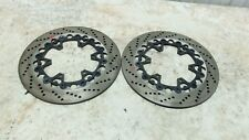 97 BMW R850 R R 850 R850R front brake rotors disks