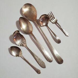 Vintage English Sheffield Unfinished Duchess Medium Handle Cutlery Silverware Flatware PRICED INDIVIDUALLY c1960/'s  English Shop