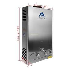 12L/MIN LPG Gas Instant Propane Water Heater Tankless Boiler Digital Display CE