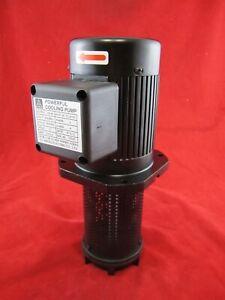 Yu Hseng TC-6130 Filterable Coolant Pump 1/6HP 110/220V 1 Phase