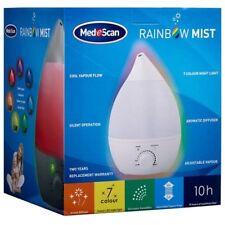 Medescan HTJ-2003A Rainbow Mist Humidifier