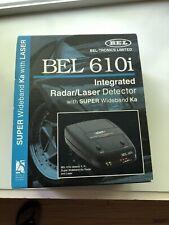 New ListingBel 610i Super Wideband Ka With Integrated Radar / Laser Detector