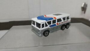 Vintage Hot Wheels Blackwall Greyhound Americruiser Bus