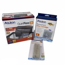 Aqueon Aquarium Filter Kit With Media (4 Month Supply) NEW for Up To 45 Gallons