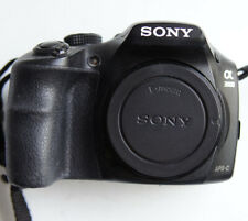 Sony a3000 20.1MP (Body Only) Viewfinder Mirrorless Camera 2.6k shutter count