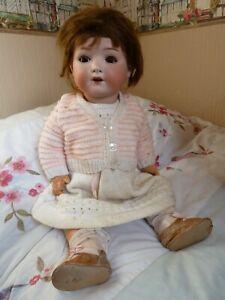 Heubach Koppelsdorf 320.5 Antique German Doll 19 inches Margaret